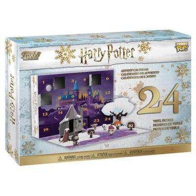 Harry Potter tematikájú adventi naptárt dob piacra a Funko