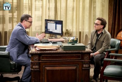 Big Bang Theory S12E07 – The Grant Allocation Derivation