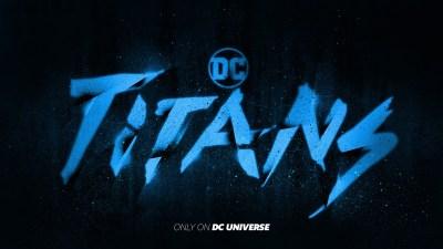 Pilotmustra: Titans