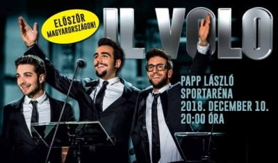Il Volo koncert egy rajongó lányának szemszögéből