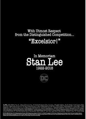 Ma minden DC Comics kiadás Stan Lee-re emlékezik