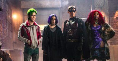 Titans (2018-), 1. évad