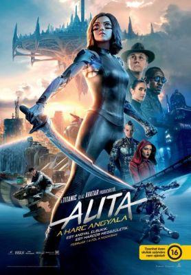 Alita: A harc angyala (2019) – Vagy a kihagyott lehetőségeké?