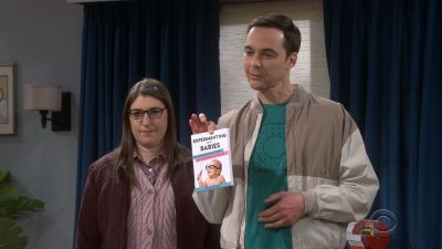 Big Bang Theory S12E17 – The Conference Valuation