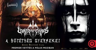 A hazai mozikba érkezik a Lords of Chaos – A sötétség gyermekei