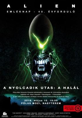 Visszatér az Alien a mozikba!