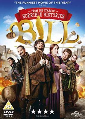 Egy nap a világot az abszurd angol humor fogja megmenteni — Bill (2015)