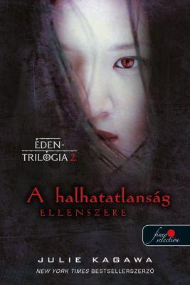 Hamarosan itthon is megjelenik Julie Kagawa Éden trilógiájának második kötete