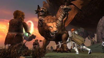 Örök kalandok földje – Everquest II