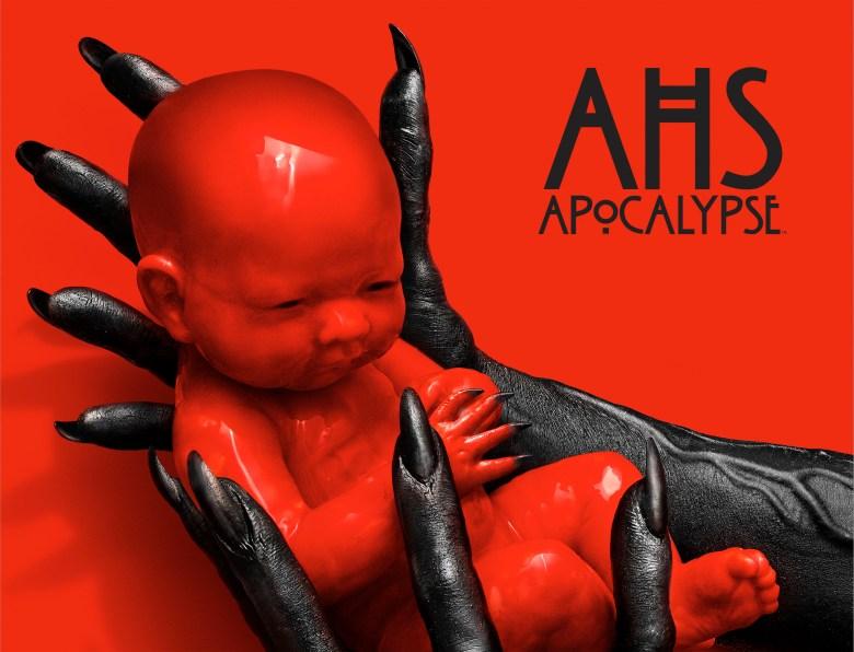 AMERICAN HORROR STORY APOCALYPSE - Saison 8 - Key Art