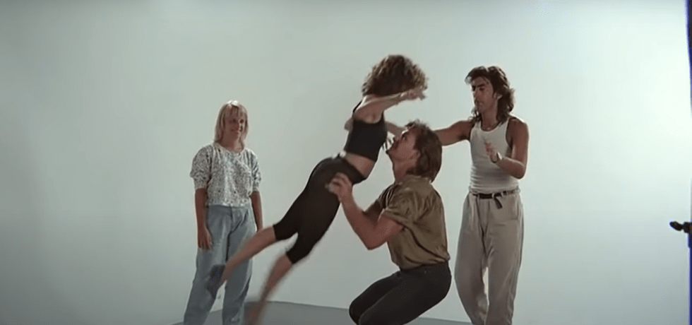 Dirty_dancing_Coulisses