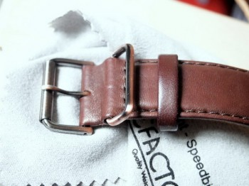 Pittards Leather Strap