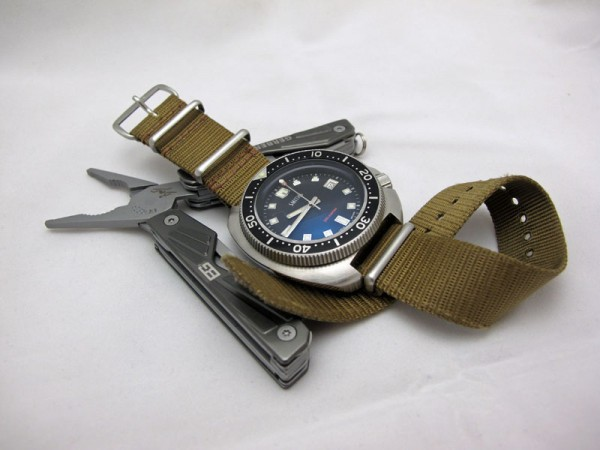 Smiths Diver PRS-68 On NATO