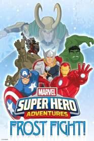 Marvel Super Heroes Adventures: Frost Fight (2015)