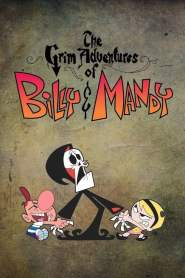 The Grim Adventures of Billy and Mandy Season 3