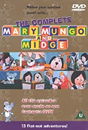 Mary Mungo and Midge