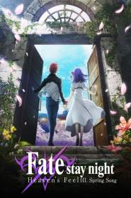 Fate/stay night: Heaven's Feel III. Spring Song (2020) Sub