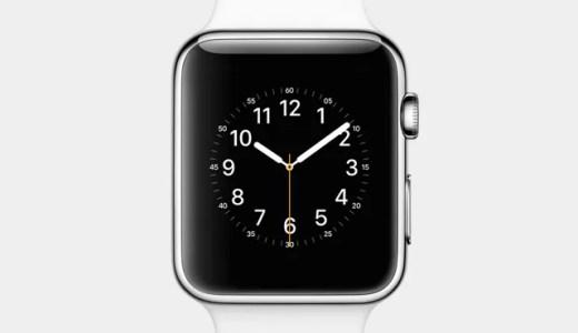 [AppleWatch]サードパーティ製の時計アプリはリジェクトされる!
