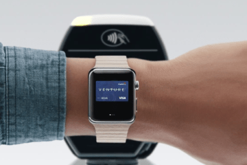 Apple Pay - Apple Watch