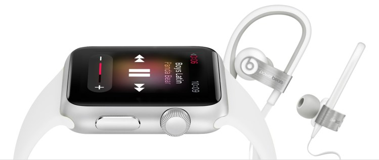 Como escutar música no Apple Watch