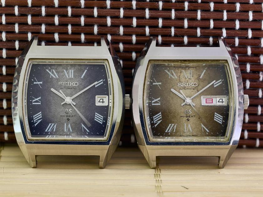 Grand Seiko 5645-5010 and 5646-5010