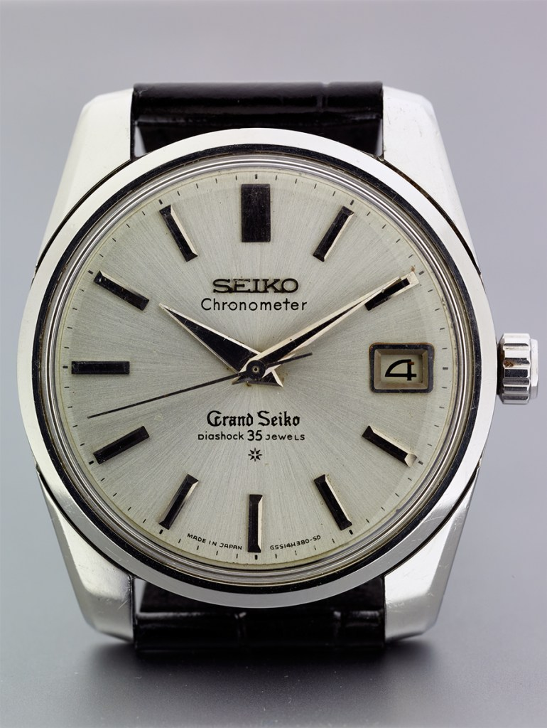 Grand Seiko 43999 with SD dial