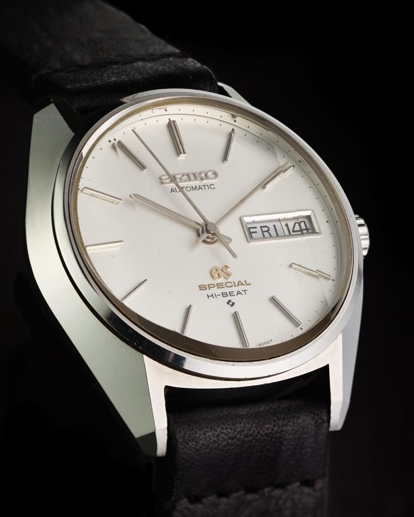 Grand Seiko 6156-8010