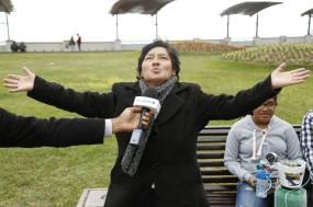 Tb Joshua healing Peru Odolina