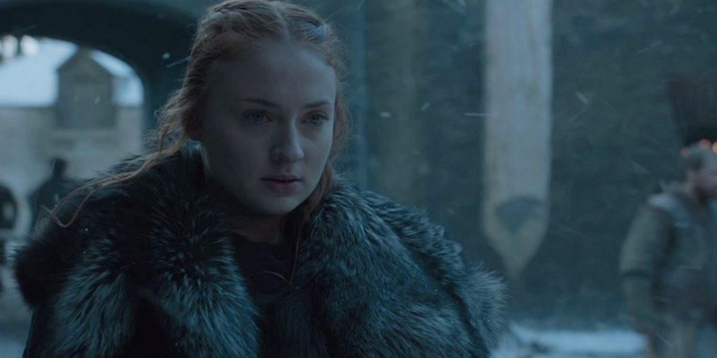 Image result for sansa stark season 6