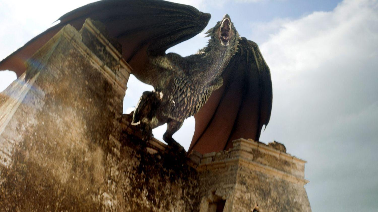 Image result for game of thrones season six dragons