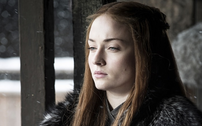 Sophie Turner describes a strong and steely Sansa next season  Watchers on the Wall  A Game