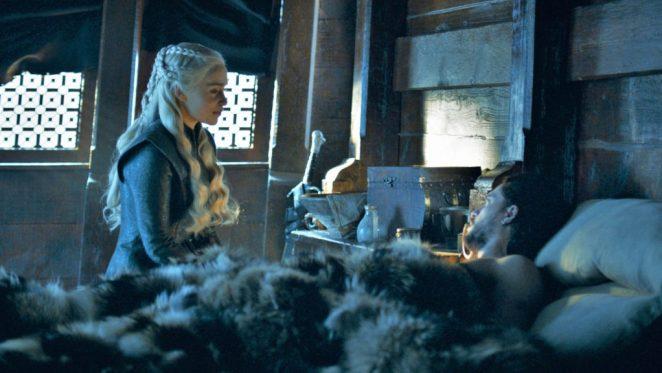 706 - Ship - Daenerys, Jon 1