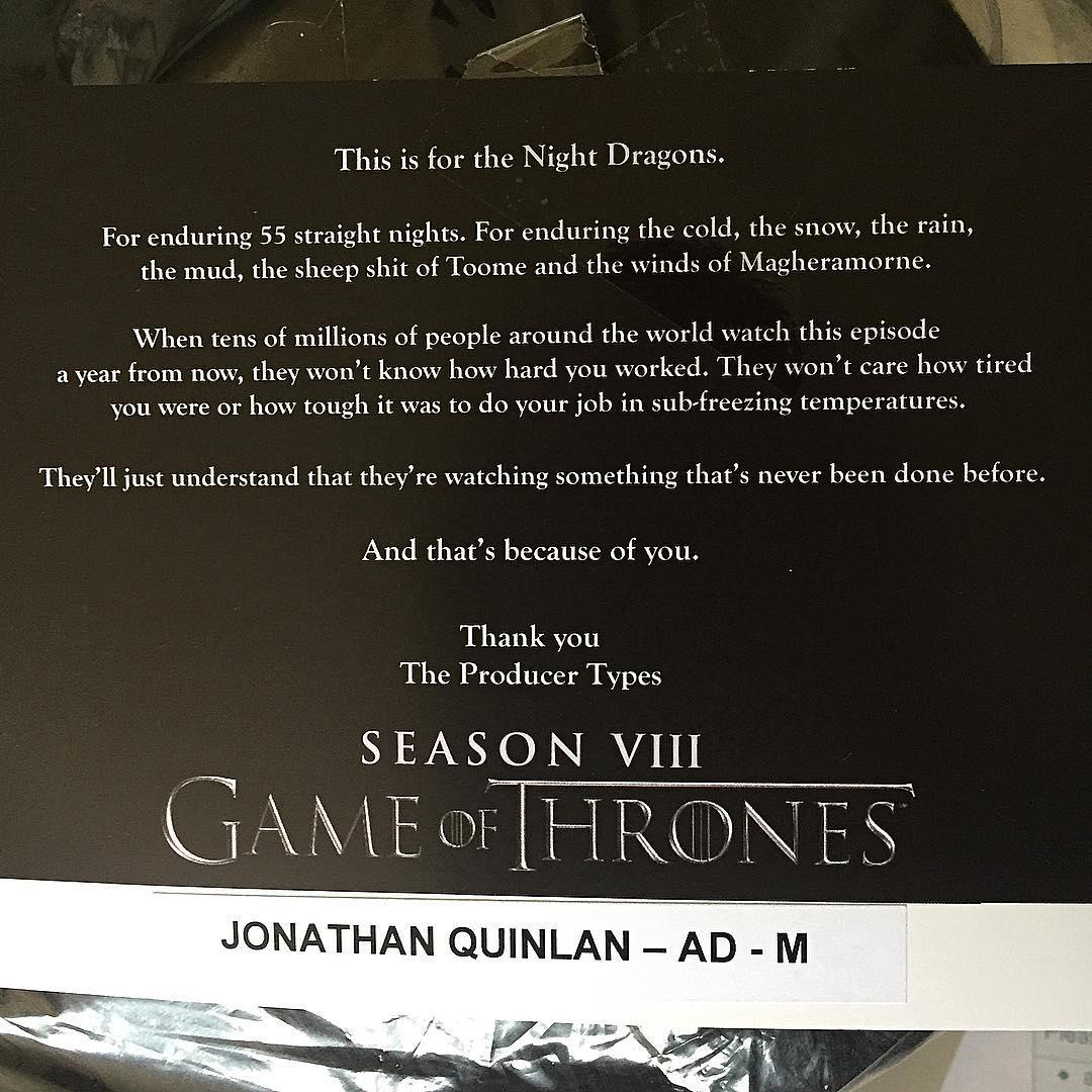 Game of Thrones | Série terá a maior batalha de todas