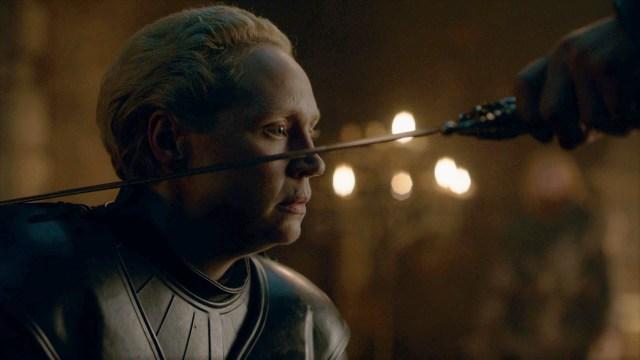 Brienne of Tarth A Knight of the Seven Kingdoms Season 8 802