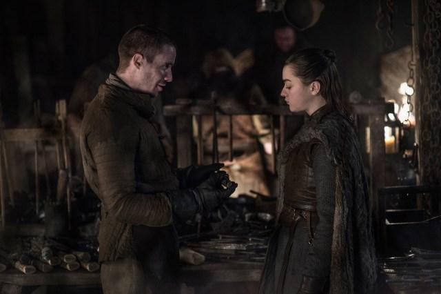 Gendry Arya Winterfell
