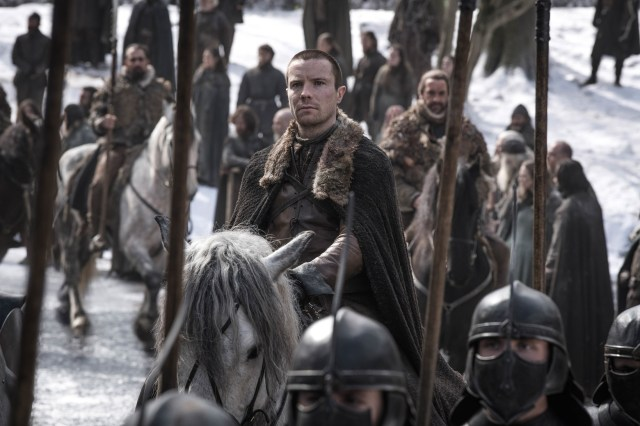 Gendry Winterfell episode procession