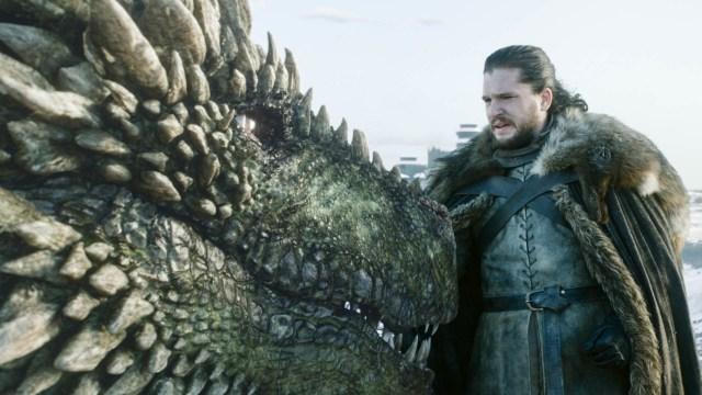 Jon Rhaegal Winterfell episode