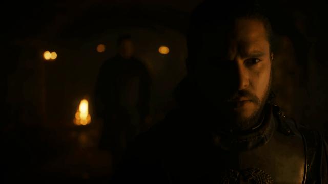 Jon Snow Samwell Tarly Sam Crypts Lyanna Stark Rhaegar Targaryen Revelation 801 Season 8