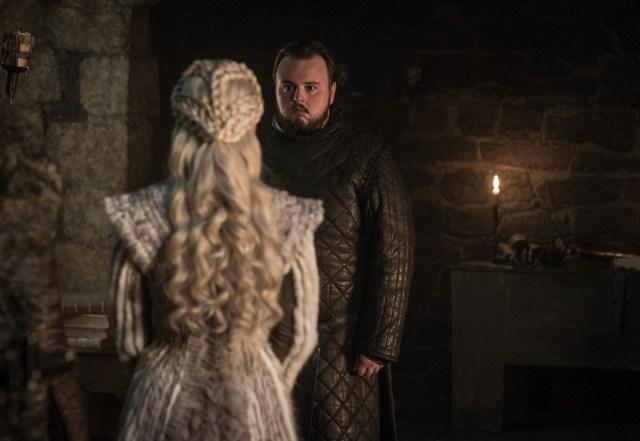 Sam Daenerys Winterfell