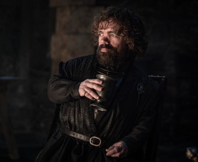 Peter Dinklage as Tyrion. Photo: Helen Sloan / HBO