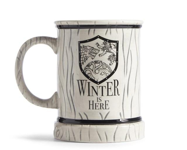 Winter is Here mug Primark