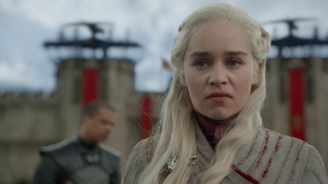 Daenerys Targaryen Season 8 804 King's Landing