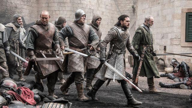 Jon Snow Northmen The Bells