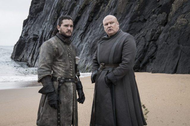 Jon Snow Varys The Bells