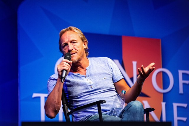 Jerome Flynn Con of Thrones 2019