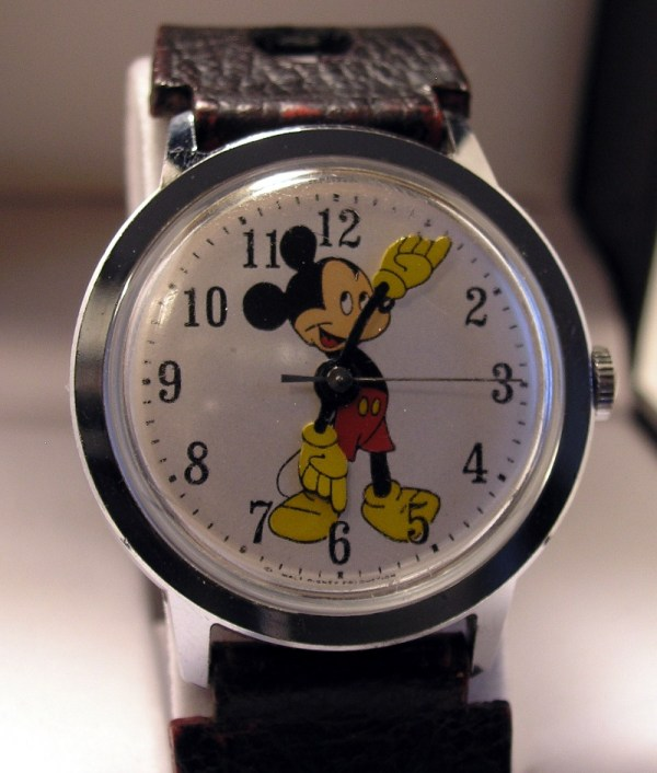 Watch Timex Mickey Mouse Vintage 1971 Watches