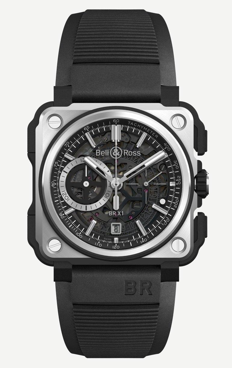 Bell & Ross BR-X1 Black Titanium 1