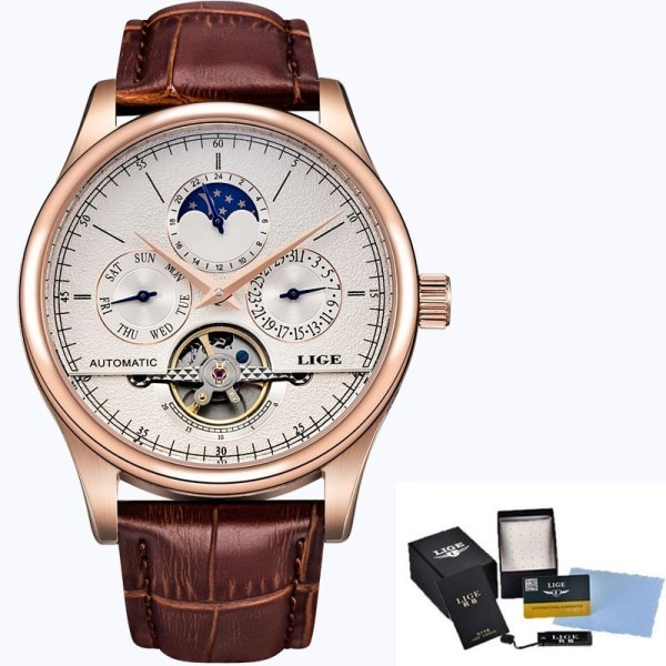 Men's Watches Automatic Mechanical Watch