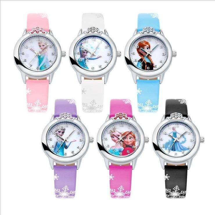 Children Watch Princess Watches