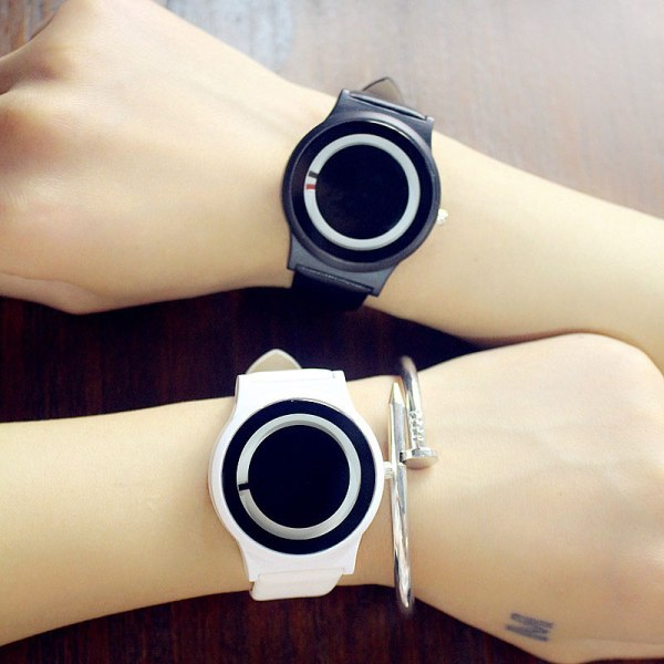 Couples Watch Harajuku Style Clock